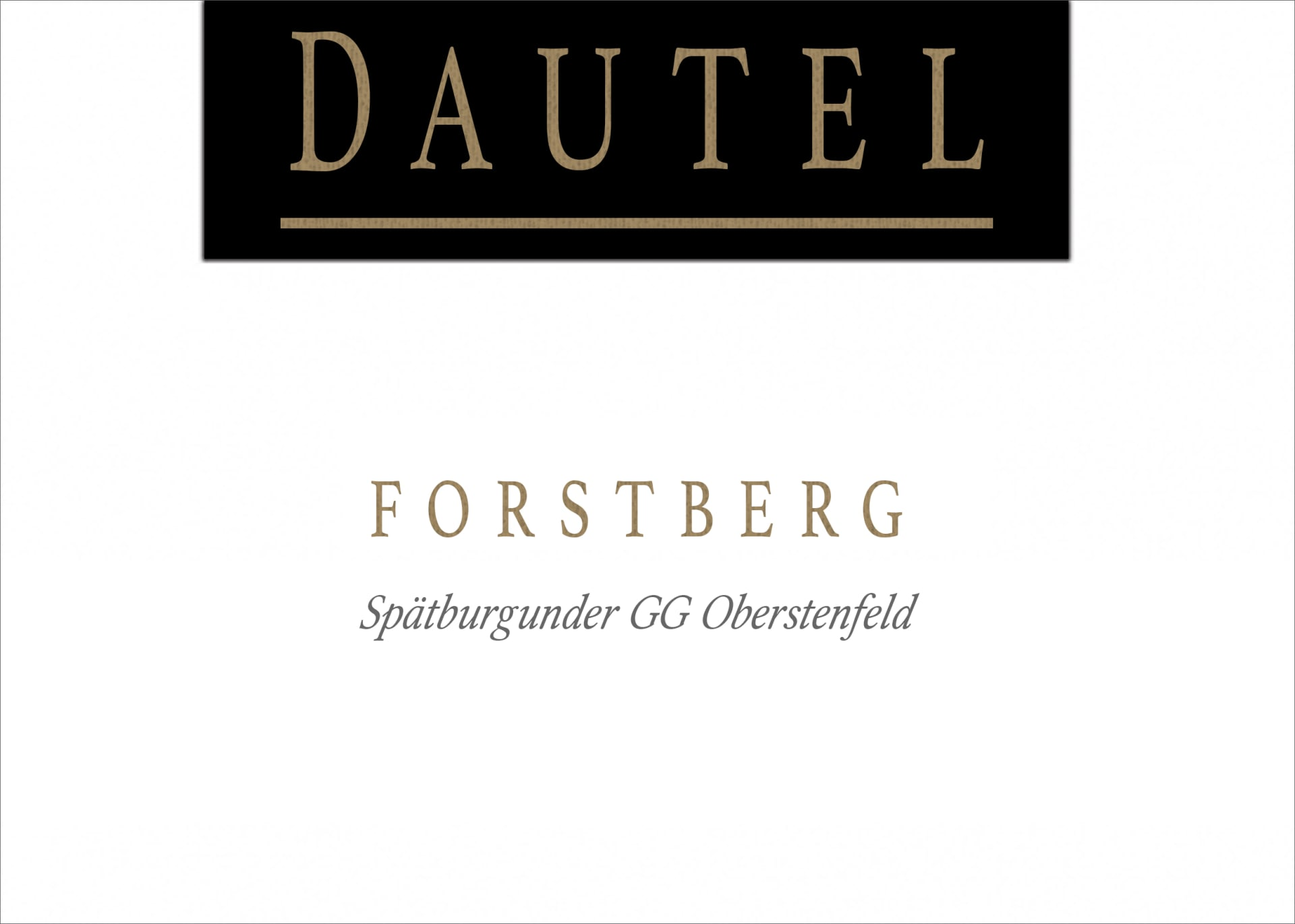 Dautel Spätburgunder