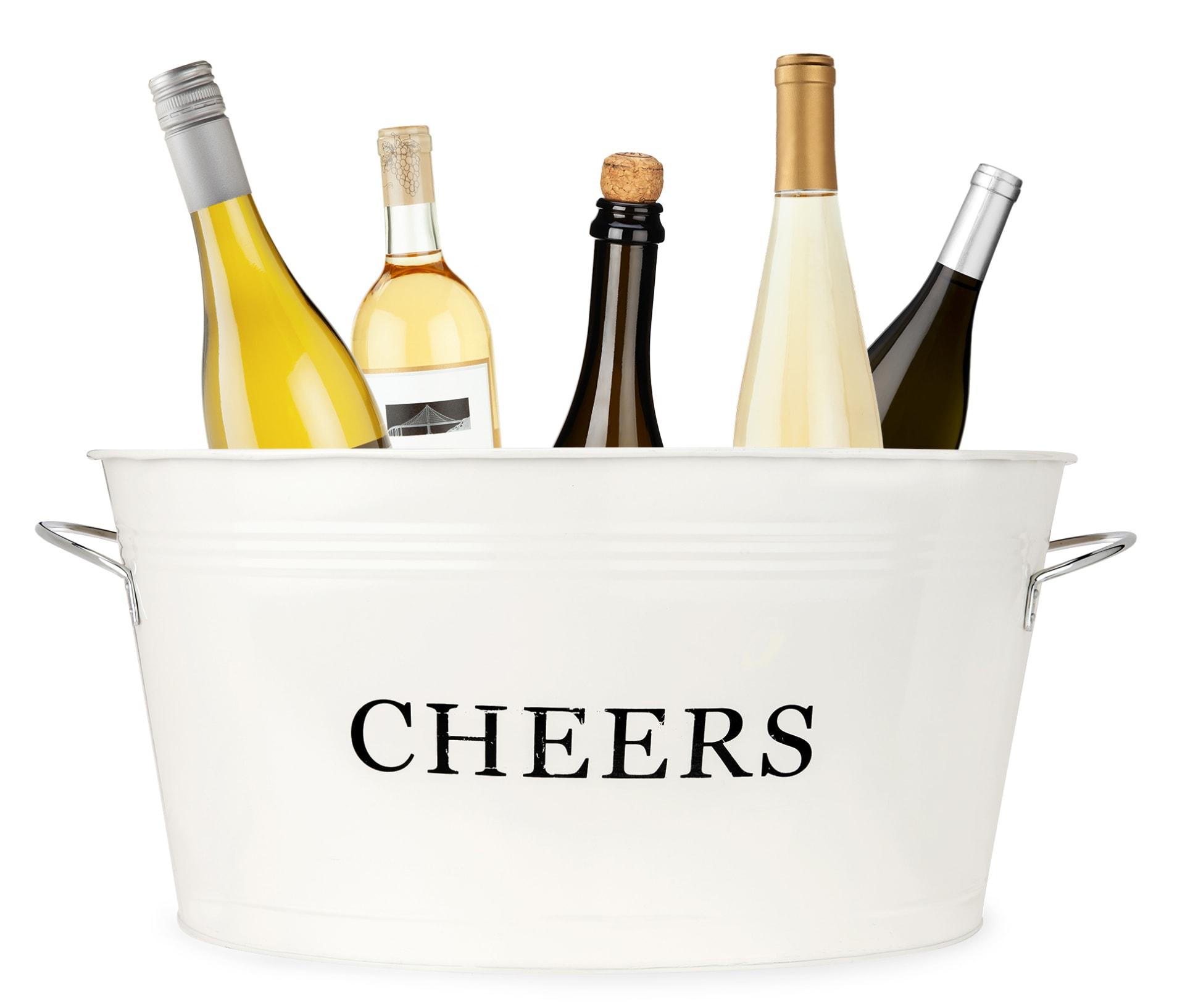 Twine Cheers Wine Tub