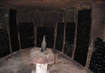 Domaine Bourdin Chancelle Chalky Wine Cellar Winery Image