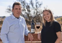 Broadside Winemakers Brian & Stephanie Terrizzi Winery Image