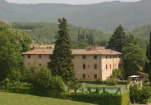 Castello di Bossi Winery Image