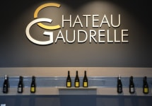 Chateau Gaudrelle Chateau Gaudrelle Tasting Room Winery Image