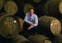Taylor Fladgate Adrian Bridge, CEO  Winery Image
