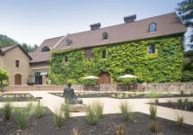The Hess Collection Hess Collection Winery & Garden Winery Image