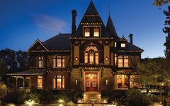 Beringer Vineyards Rhine House Winery Image