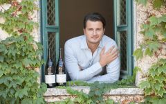 Gaja Winemaker, Guido Rivella Winery Image
