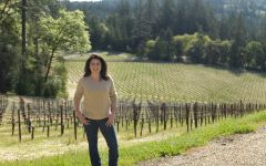 CADE Estate Winemaker Danielle Cyrot Winery Image