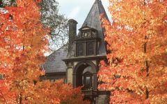 Beringer Vineyards Autumn Views Winery Image