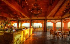 DAOU Vineyards Onyx Bar Winery Image