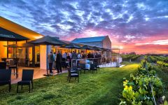 Angove Family Winemakers Exterior Tasting Room Winery Image