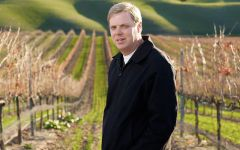 Tensley Winemaker/Owner Joey Tensley Winery Image