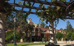 Inglenook Chateau in Spring Winery Image