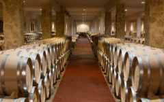 Finca Torremilanos Barrel Room Winery Image