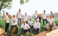 Krug Chefs Create Recipes to Pair with Krug Winery Image