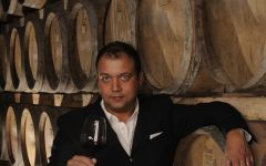 Castellare Winemaker Alessandro Cellai Winery Image