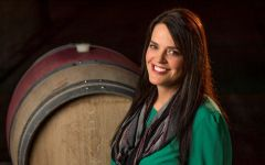 Rutherford Hill Winery Winemaker Marisa Taylor Winery Image