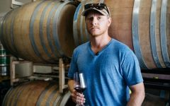 Roark Wine Co. Founder and Winemaker Ryan Roark Winery Image