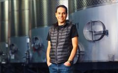 Hahn Winery Winemaker, Juan Jose Verdina Winery Image