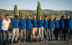 Viticcio The young and energetic team Winery Image
