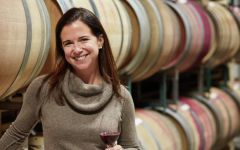 J Vineyards & Winery Winemaker, Nicole Hitchock Winery Image