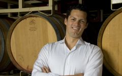 Canvasback Winemaker, Brian Rudin Winery Image
