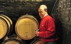 Domaine Etienne Sauzet Winemaker & Owner Gerard Boudout Winery Image
