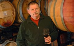 Januik Winery Mike Januik, Winemaker Winery Image