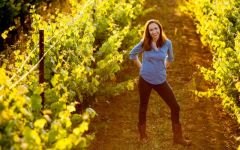 Arrowood Vineyards & Winery Winemaker Kristina Shideler Winery Image