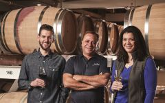 Jordan Vineyard & Winery Jordan Team Winery Image