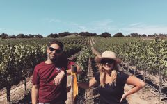 Ann Albert Cait Ann Johnson and Eric Albert Johnson Winery Image