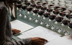Quintessa Quintessa Blending Session Winery Image