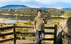 Guenoc Estate Vineyards Winemaker Walter Jorge Winery Image
