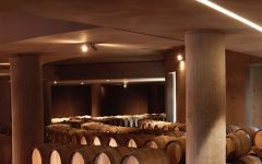 Clos de los Siete Barrel Room Winery Image