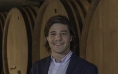 Bodega Garzon Uruguay Export Manager Alec Griffiths Winery Image