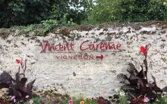 Domaine Vincent Careme Domaine Vincent Careme Entrance Winery Image