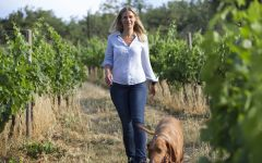 Brancaia Winemaker Barbara Widmer Winery Image