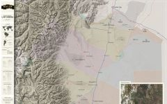 Altos las Hormigas Mendoza Overview Map Winery Image