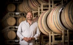 William Hill Estate Winery Winemaker Mark Williams Winery Image