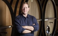 Quivira Vineyards Winemaker - Hugh Chappelle Winery Image
