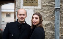 Domaine Faiveley Eve Faiveley and Erwan Faiveley  Winery Image