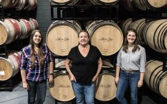 Angeline Angeline Winemaking Trio Winery Image