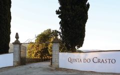 Quinta do Crasto Quinta do Crasto Estate Entrance Winery Image