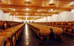 Chateau Duhart-Milon Cellar Room at Chateau Duhart-Milon Winery Image