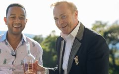 LVE by John Legend Legend and Boisset Share Their Rose Winery Image