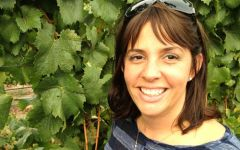 Chateau Ste. Michelle Head Winemaker Katie Nelson Winery Image
