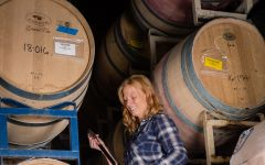 Hedges Family Estate •	Winemaker Sarah Hedges-Goedhart Winery Image