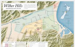 Wither Hills Wither Hills Map Winery Image