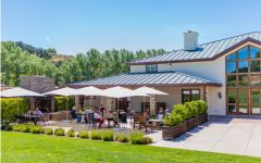 Addendum by Fess Parker Winery Tasting Patio Winery Image