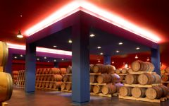 Chateau Belgrave Barrel Cellar and Tasting Room Winery Image