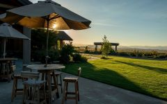 Colene Clemens Patio at Sunset Winery Image